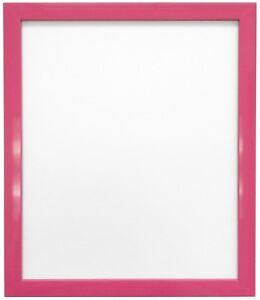 075 Pink Picture Photo Frames With White Black Ivory Pink Blue