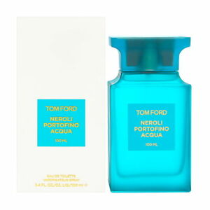 Neroli Portofino Acqua by Tom Ford for Unisex 3.4 oz EDT Spray Brand New