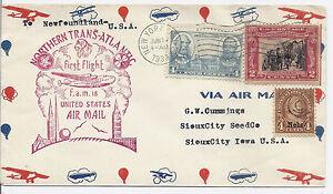 1939-US-Trans-Atlantic-FFC-FAM-18-NY-to-Botwood-Newfoundland-w-673-Nebraska