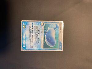 Carte Pokémon Wailord EX 100/100 - Bloc ex Tempête de Sable - FR