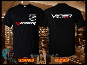 New Official New Dodge Viper SRT-10 T-Shirt SIZE S-3XL #873