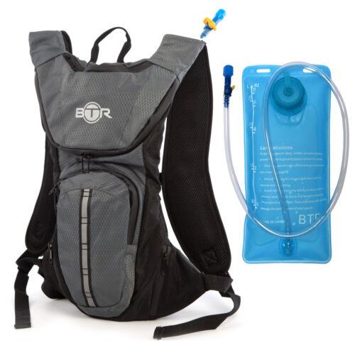 BTR Hydration Backpack Pack /& Water Bag Bladder Backpack /& Hydration Reservoir