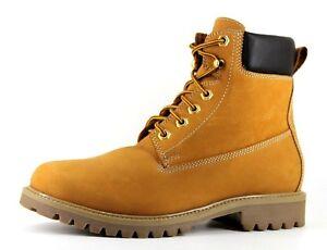 Rrp Eu Next casuales 80 Mens 41 Work Botines £ Leather 7 Uk Miel Style Nubuck 7tftqwp
