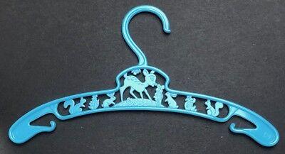 Luminosa Bambi E Woodland Amici Vintage Per Bambini Hanger-mostra Il Titolo Originale