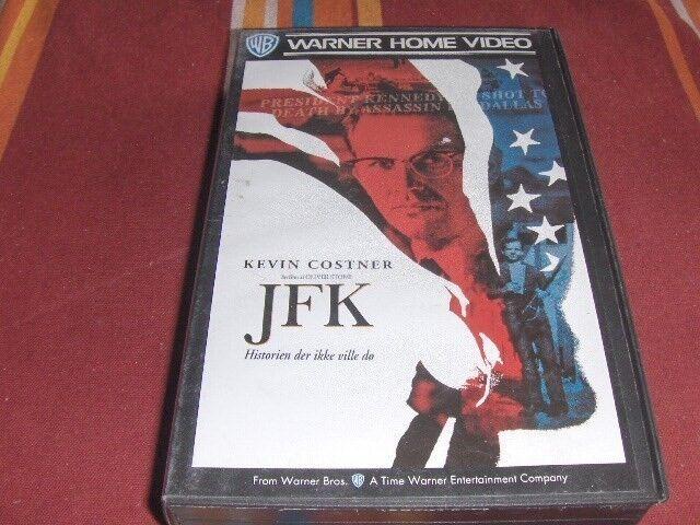 Thriller, JFK