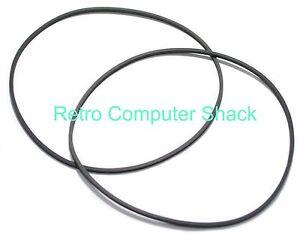 Sinclair-Spectrum-2A-2B-Black-Model-TAPE-Drive-Belts-x2