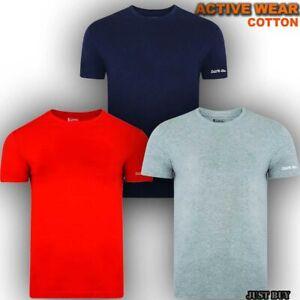 Dare2b-Mens-Cotton-T-Shirt-Hiking-Running-Gym-Work-Summer-Cycling-Sport-Tee-TOB