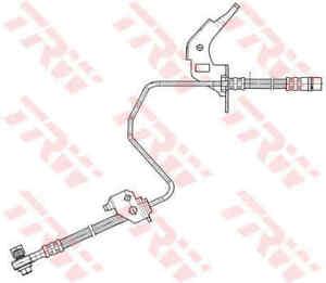 TRW-arriere-inferieur-gauche-exterieur-Flexible-de-freins-PHD567-Genuine-Garantie-5-an