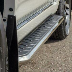 ARIES AeroTread Stainless Steel Aluminum Running Boards | SUVs - Honda Pilot Canada Preview