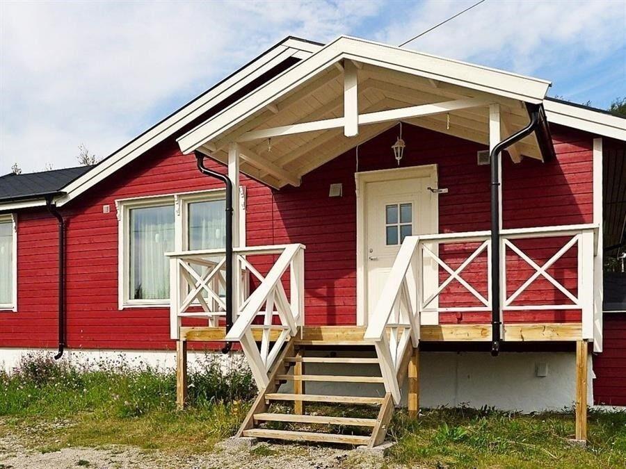 Sommerhus, Regioner:, Porsanger