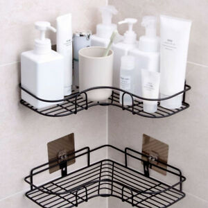 Shower Caddy Shelf Bathroom Corner Bath