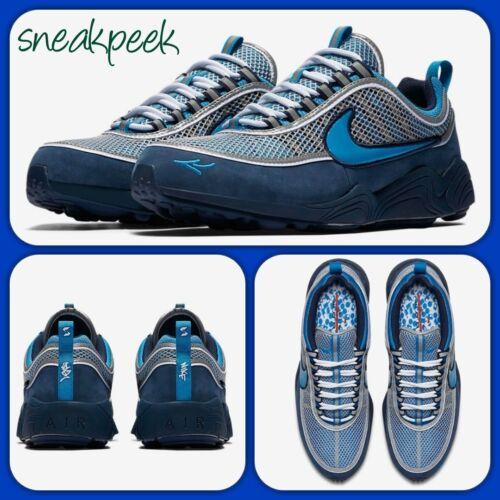 X Scarpe ginnastica Air Spiridon Ah7973 Nike taglia Eur38 da '16 Uk5 Zoom Stash 400 qtUwxHat