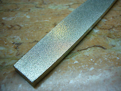 180mm THK Diamant Halbrund Feilen Splitt 120 mittlerer Körnung Schmuck feile