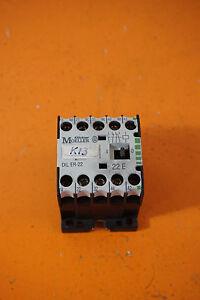 Klockner-amp-Moeller-Contactor-Pequeno-Proteccion-Dil-ER-22
