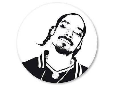 Porte clé Keychain Ø45mm Snoop Dogg Rap US