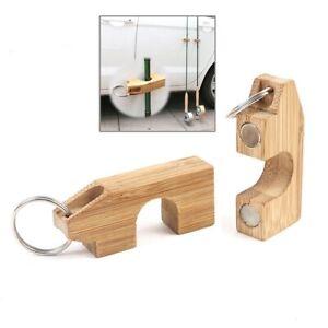 Wooden-Mini-Fly-Fishing-Rod-Rack-Holder-Magnetic-Fishing-Rod-Guard-Hanger-to-Car