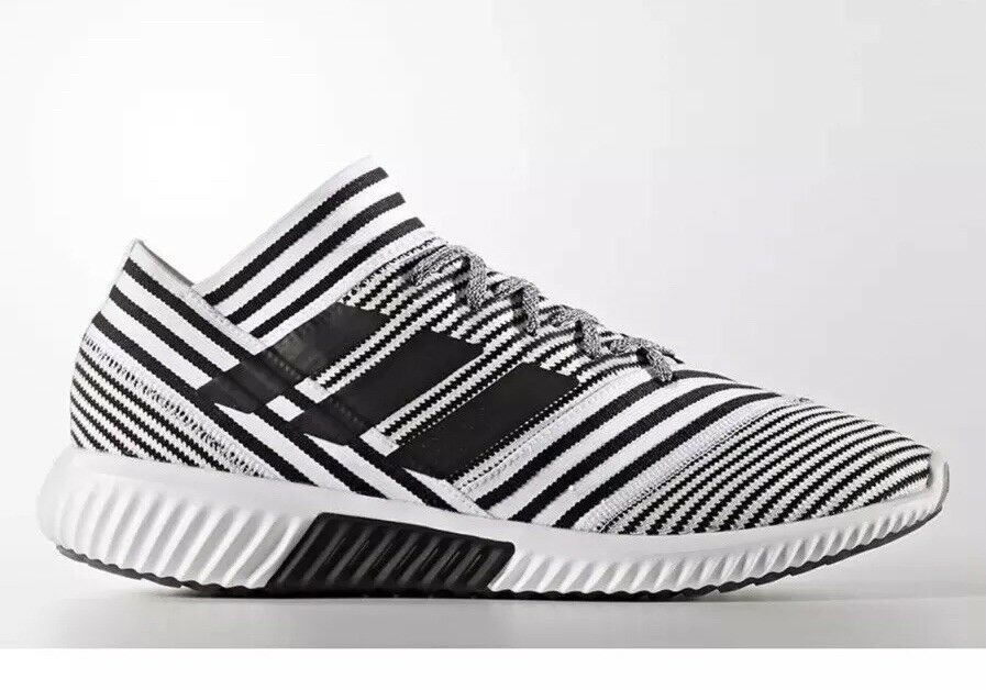 d89613d63 Adidas Men s Nemeziz Tango 17+ Trainer shoes BB3659 13 Zebra yeezy Messi  NMD DS