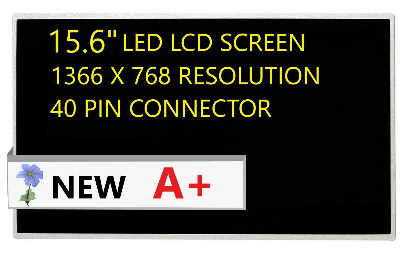 Lenovo IdeaPad Y500 Series New Laptop 15.6 WXGA Glossy LED LCD Screen