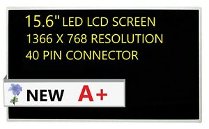 "Toshiba Satellite L55Dt-C5238 New Display for 15.6/"" WXGA Laptop LCD LED Screen"