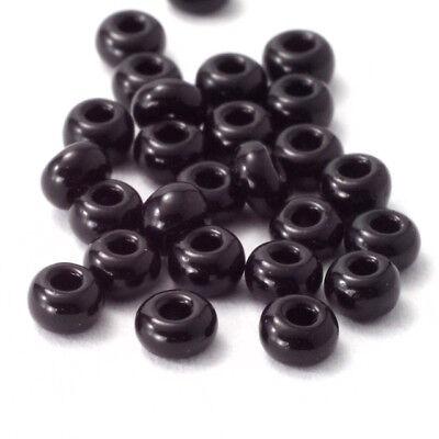 40 Gm, 1//2 Kilo #CSD037 8//0 Opaque Sky Blue Czech Seed Bead