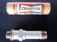 CHAMPION Aircraft SPARK PLUG - Continental Lycoming Part # RHD 39N - 108A - NEW