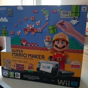 Console Wii U Mario Maker