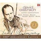 David Oistrach plays Violin Concertos (2008)