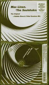 MAX-LINEN-the-soul-shaker-CD-s