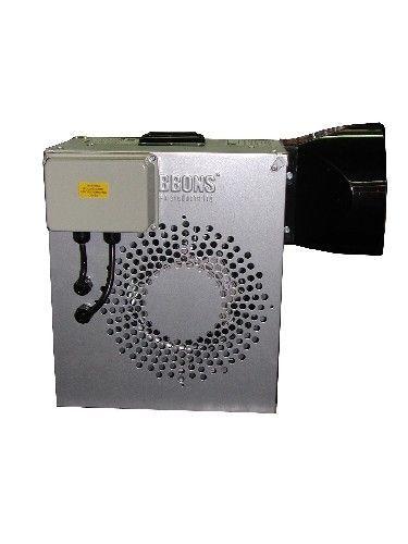 Metallgehäuse 1,5 PS 1,1 kw Fan Blower Gebläse Gibbons mit Timer