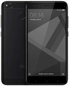 Xiaomi Redmi 4 3GB RAM - 32GB  Black  5 inch 13MP - 4G VoLTE [Open Box]