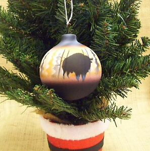 Native American Christmas Ornaments.Details About Cedar Mesa Native American Hand Made Pottery Down Home Christmas Ornament
