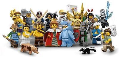 Lego ® Minifigure Figurine Personnage Série 15-71011 Choose Minifig NEW