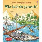 Who Built the Pyramids? by Struan Reid, Jane Chisholm (Hardback, 2015)