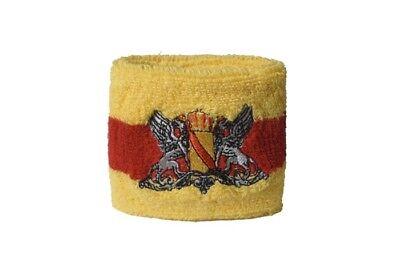 Schweißband Fahne Flagge Deutschland Stadt Köln 7x8cm Armband für Sport