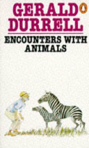 1 of 1 - Encounters with Animals,Gerald Durrell