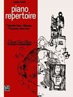 Piano Repertoire: Level 4 by CRC Laboratories Department of Anatomy and Physiology David Glover, Louise Garrow (Paperback / softback, 1985)