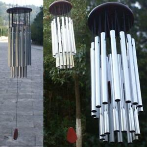 US-Large-Wind-Chimes-Aeolian-Bells-Ornament-Windbell-Gift-Yard-Garden-Home-Decor