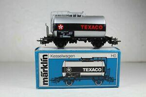 Märklin 4750 Kesselwagen Texaco Top in OVP. - Niedersachsen, Deutschland - Märklin 4750 Kesselwagen Texaco Top in OVP. - Niedersachsen, Deutschland