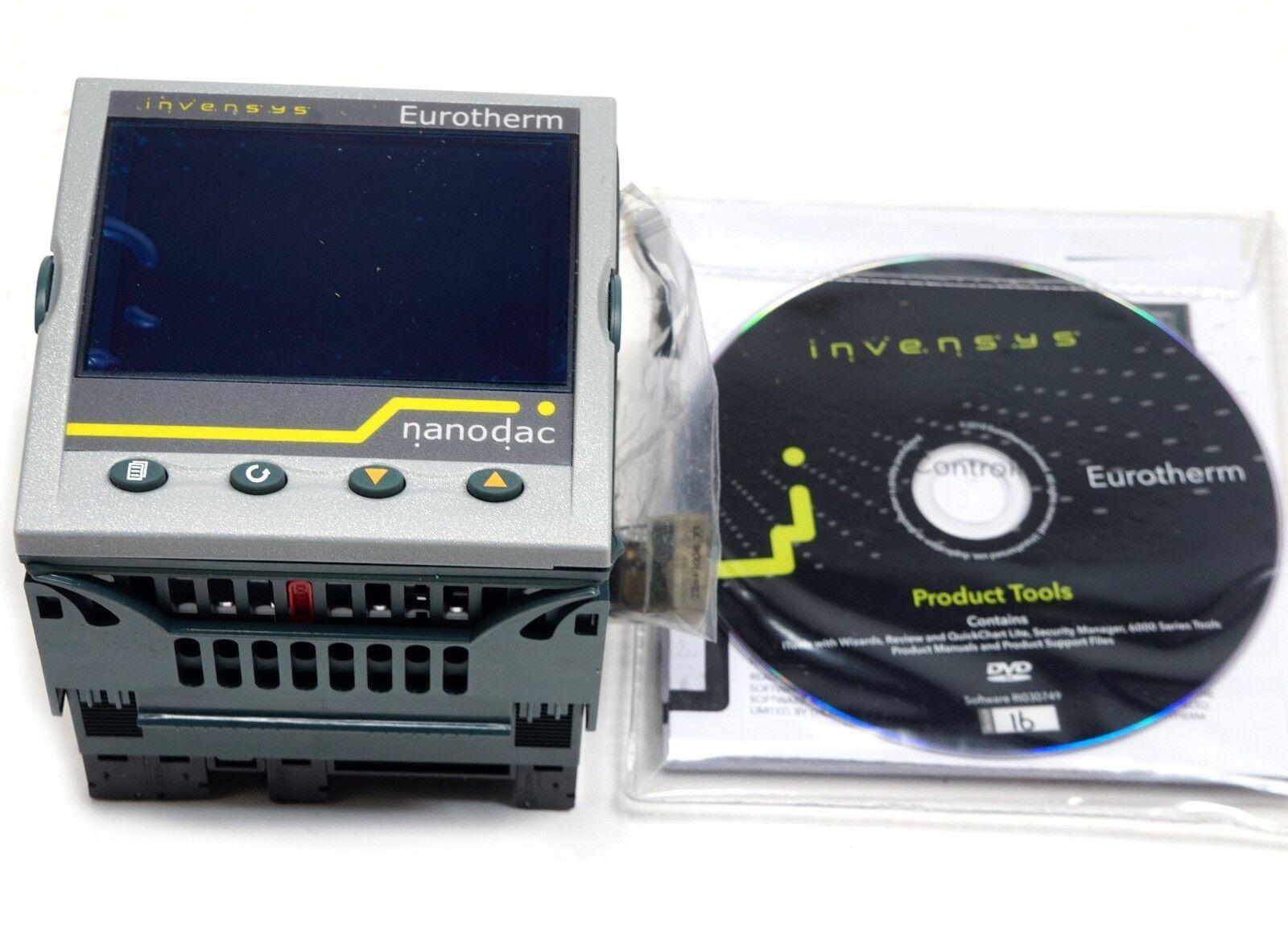 Eurotherm Nanodac, Graphical Recorder Controller VH/C