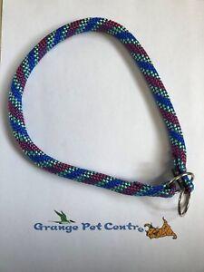 Trixie-Quality-Mountain-Rope-Dog-Puppy-Training-enfant-Choke-Collar
