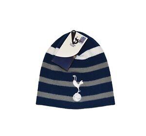 2375a2d53ca38 Tottenham Hotspur F.C. Beanie Cap Hat Skull Winter Soccer Official ...