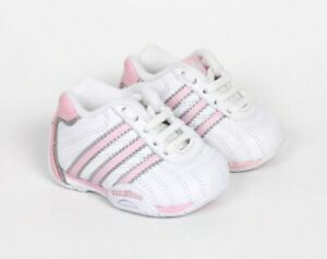 Adidas Goodyear Pink White Sneakers