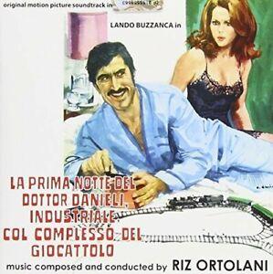 La Prima Notte Del Dottor Danieli (Riz Ortolani) - CD - Digitmovies - Nuovo
