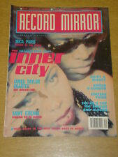 RECORD MIRROR 1990 OCT 6 INNER CITY COCTEAU TWINS