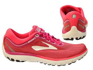 Brooks-PureFlow-7-Lace-Up-Running-Shoes-Womens-Trainers-120262-1B-684-B83E