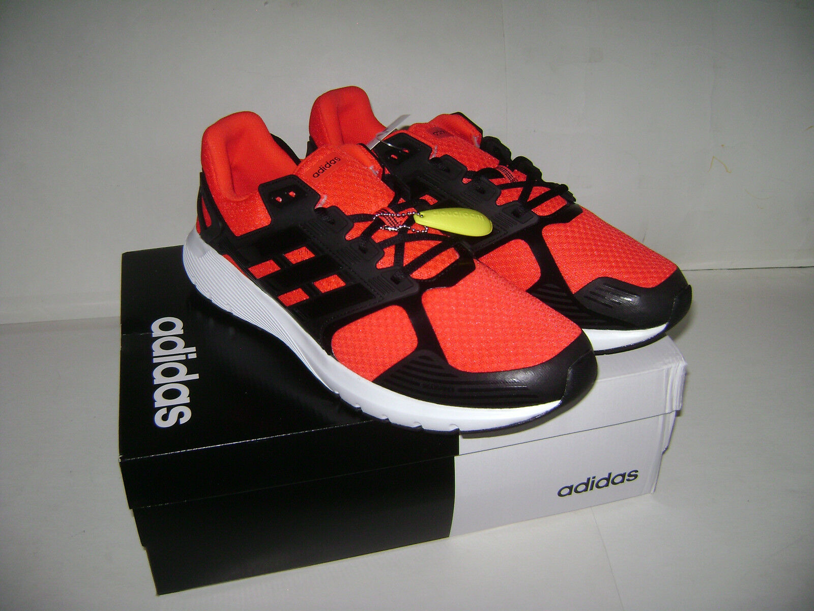 NIB adidas cloudfoam Men duramo 8 m Running Sneakers shoes Sz 12 Red CP8740