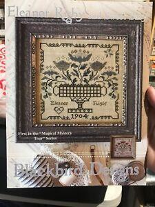 Cross-Stitch-Pattern-Blackbird-Designs-OOP-Eleanor-Rigby-Magical-Mystery-Tour