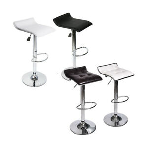 Set-Of-2-Bar-Stools-PU-Leather-Adjustable-Swivel-Bistro-Pub-Dining-Chair-Kitchen