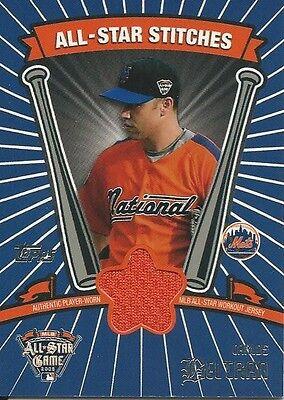 2005 05 Topps Carlos Beltran Jersey New York Mets Houston Astros   eBay