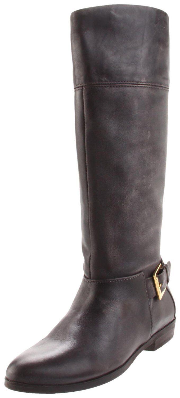 330 Nueva Bx Ted Baker Bronko US 8 8 8 EUR 38.5 Negro Cuero librar la rodilla botas altas  la mejor selección de
